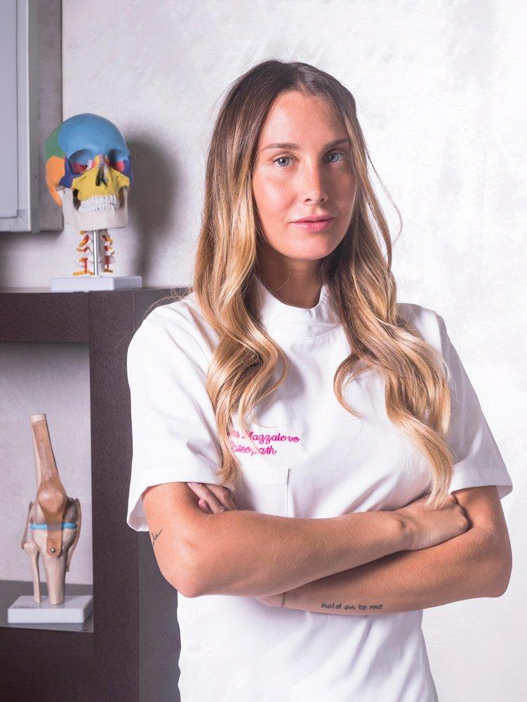Arianna Mazzalovo