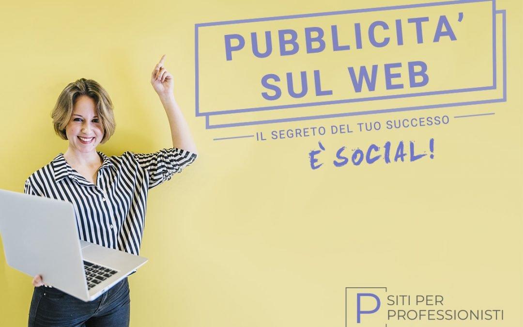 Come fare pubblicità sul WEB